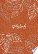 Notizbuch Tagebuch A5 Liniert 100 Seiten 90g M2 Soft Cover Silberne Bl Tter Auf Braun Fsc Papier