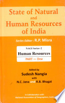 State Of Natural And Human Resources 2 Vols Set