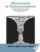 D  couverte et Communication