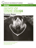 Biology  Survey of Living Things