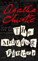 The Moving Finger : new cover designed to appeal...