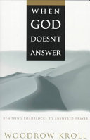 When God Doesn t Answer