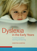 Dyslexia in the Early Years