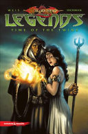 Dragonlance Legends Time Of The Twins book