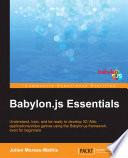 Babylon Js Essentials