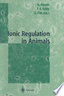 Ionic Regulation in Animals  A Tribute to Professor W T W Potts