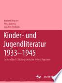 Kinder- und Jugendliteratur 1933-1945