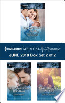 Harlequin Medical Romance June 2018 Box Set 2 Of 2