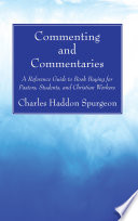 Commenting And Commentaries