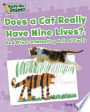 Does a Cat Really Have Nine Lives
