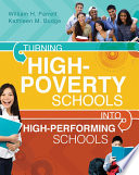 Turning High Poverty Schools into High Performing Schools