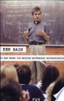 Lo que hacen los mejores profesores de universidad