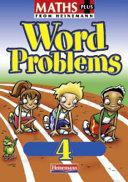 Maths Plus: Word Problems 4