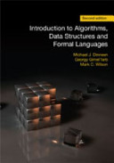 Introduction to Algorithms  Data Structures and Formal Languages