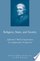 Religion  State  and Society