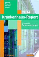 Krankenhaus-Report 2014