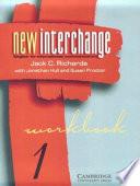 New Interchange Workbook 1