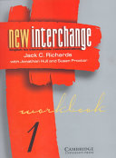 New Interchange Workbook 1