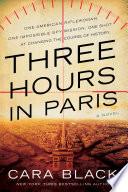 Book Three Hours in Paris