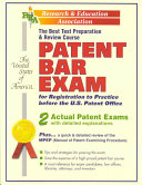 The Best Test Preparation and Review Course for the Patent Bar Exam