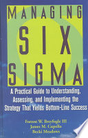 Managing Six Sigma