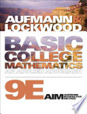 Basic College Mathematics  An Applied Approach