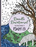 Doodle Devotional  Volume 1   Psalm 23