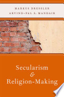 Secularism And Religion Making book