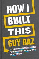 Book How I Built This Signed Edition