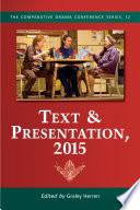Text   Presentation  2015