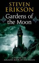 Gardens of the Moon Book