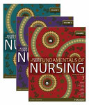 Kozier and Erb s Fundamentals of Nursing Pack Vols 1 3