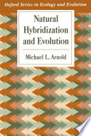 Natural Hybridization and Evolution