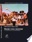 Dernier tango argentique
