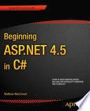 Beginning ASP NET 4 5 in C