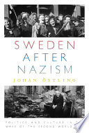 Sweden after Nazism