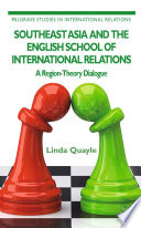 Southeast Asia and the English School of International Relations