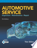 Automotive Service  Inspection  Maintenance  Repair