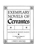 Exemplary Novels of Cervantes