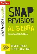 Algebra: Edexcel GCSE Maths Higher