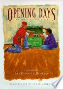 Opening Days