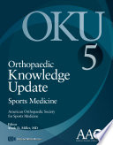 Orthopaedic Knowledge Update Sports Medicine 5th Edition