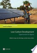 Low-Carbon Development