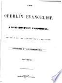 The Oberlin Evangelist