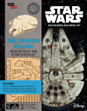 IncrediBuilds  Star Wars  Millennium Falcon Deluxe Book and Model Set