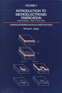 introduction-to-microelectronic-fabrication