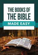 Book Books Of The Bible Made Easy