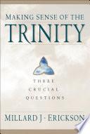 Making Sense of the Trinity