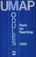 UMAP Modules  1980