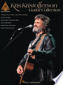 Kris Kristofferson Guitar Collection  Songbook